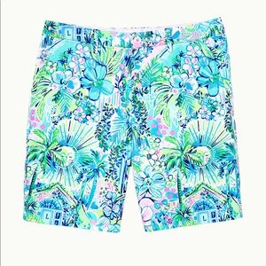 Lilly Pulitzer Mens Beaumont Stretch Shorts